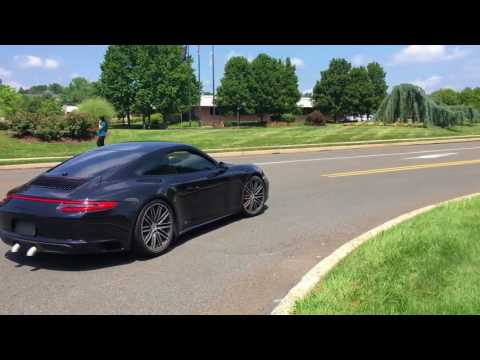 SOUL | 991.2 Carrera (with PSE) Trackback Exhaust System