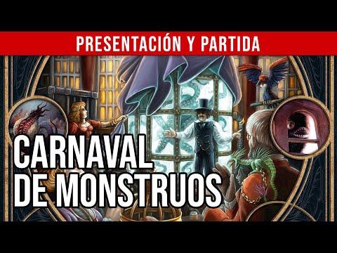 Carnaval de Monstruos  Partida