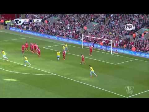 [Premier League 2015]  Liverpool vs Crystal Palace 1-3 - Giornata 37