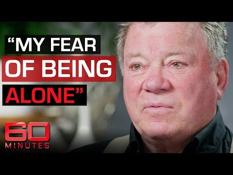 William Shatner reveals battle with loneliness | 60 Minutes Australia