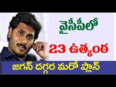 YS Jagan Second Plan For Padayatra | వైసీపీలో 23 ఉత్కంఠ జగన్ దగ్గర మరో ప్లాన్ | Janahitam TV