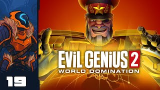 Tier 3 Science, At Last! - Evil Genius 2: World Domination [Red Ivan] - Part 19