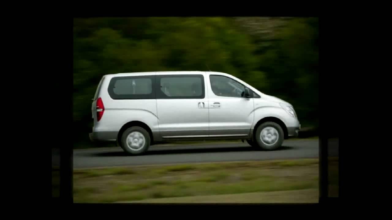 Hyundai imax people mover winner australia s best cars awards 2009