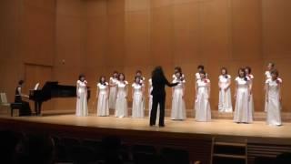 森山良子:家族写真 at Call fiore 20th anniversary concert in 13Dec2...