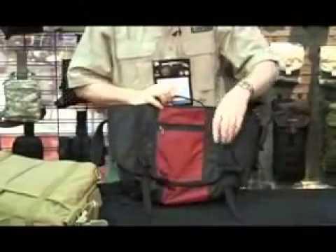 Blackhawk Messenger Bag