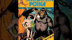 Tarzanin poika äänikirja track 4