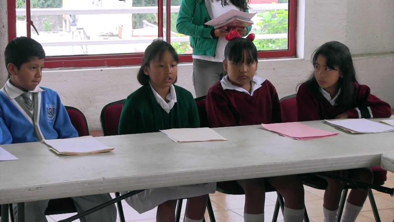 Mesa redonda con alumnos youtube - Que es mesa redonda ...