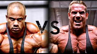Victor Martinez on 2007 Mr. Olympia Loss to Jay Cutler