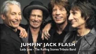 Lady Jane (The Rolling Stones Tribute Band with brass section) - Jumpin