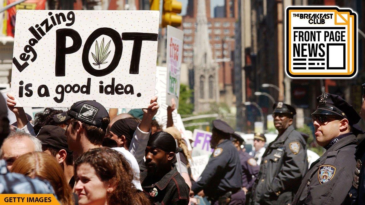 New Jersey Governor Signs Bill Legalizing Marijuana
