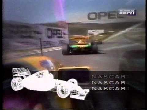ESPN Speedworld Formula 1 intro (Japan 1994)