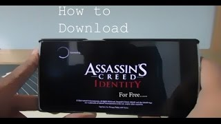 How To Download Assassin's Creed: Identity For Free On Any Android Device (Links Updated)
