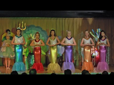 The Little Mermaid, Jr. - Boynton Beach School of Music, Dance & Drama