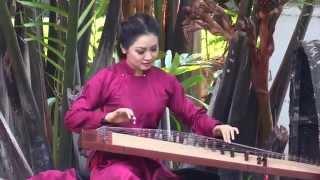Hồn Quê (trình diễn đàn tranh) - Nghệ sĩ Hoa Xuân