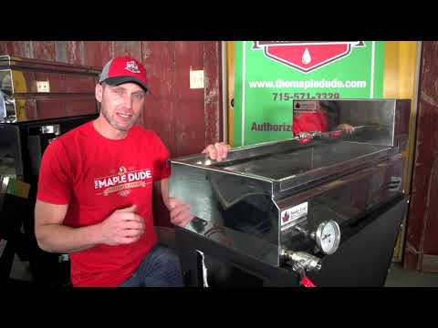 Choosing A Maple Syrup Evaporator For The Hobbyist!