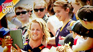 Crows Open Training Session