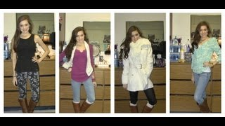 Outfits of the Week (OOTW) 1/7/13