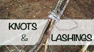 Forest Schooled Podcast - Knots & Lashings, Learning Practical Skills