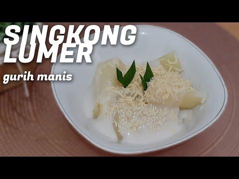 Singkong Lumer Thailand Gurih Manis