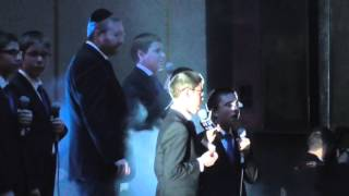 Shira Chadasha Boys Choir Yerushalayim