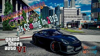 GTA 6 - Grand Theft Auto VI_ Releasing in 2019