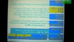 Astra 19,2° - Abschaltung analog TV (ZDF) am 30.04.2012