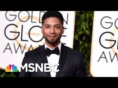 Empire Actor Jussie Smollett Attacked In Chicago | Velshi & Ruhle | MSNBC