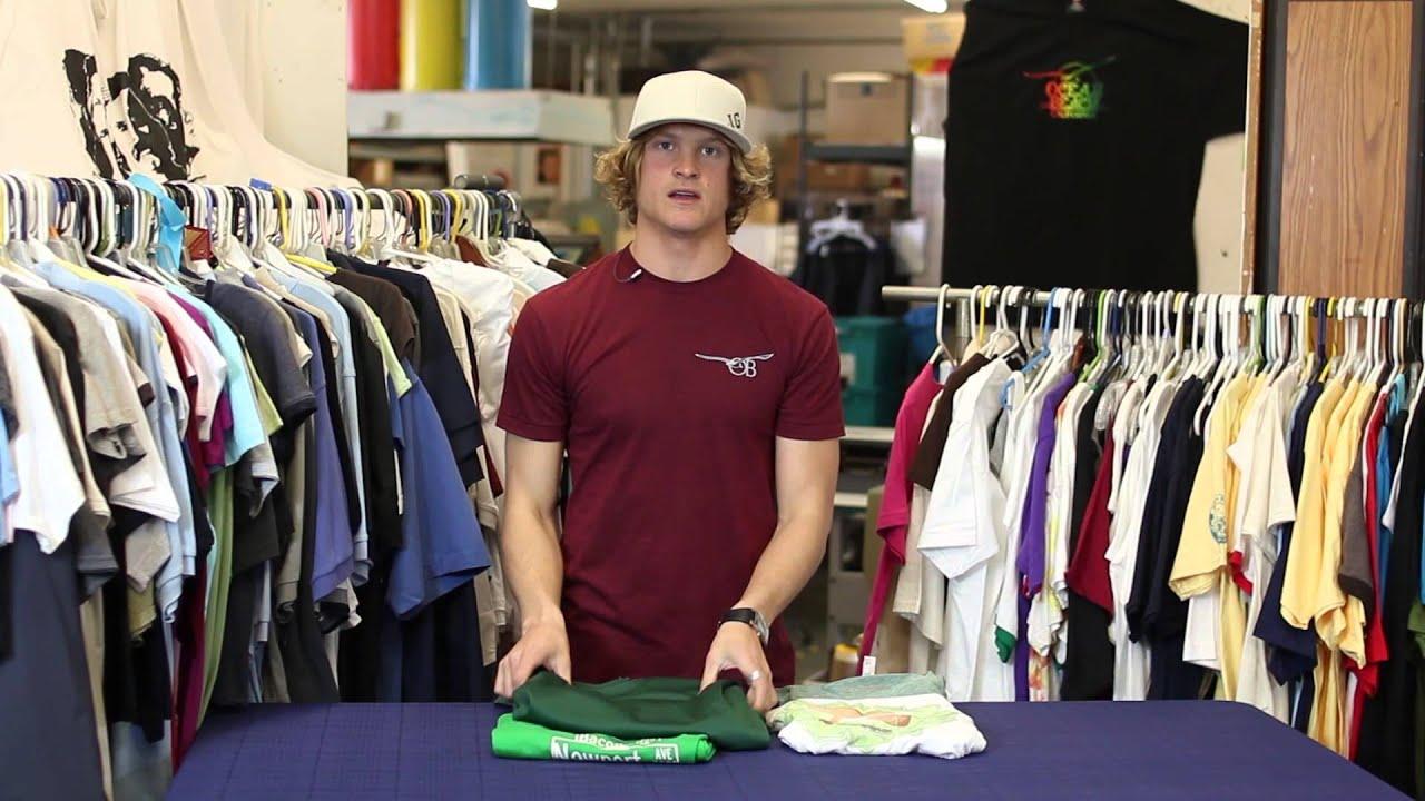Shirt design san diego - James Gang Company Best Fabrics For T Shirt Printing San Diego