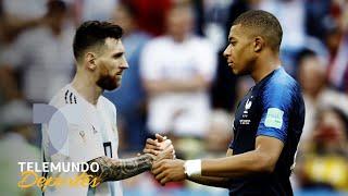 Campeón del Mundo por el que Barcelona muere para sustituir a Messi | La Liga | Telemundo Deportes