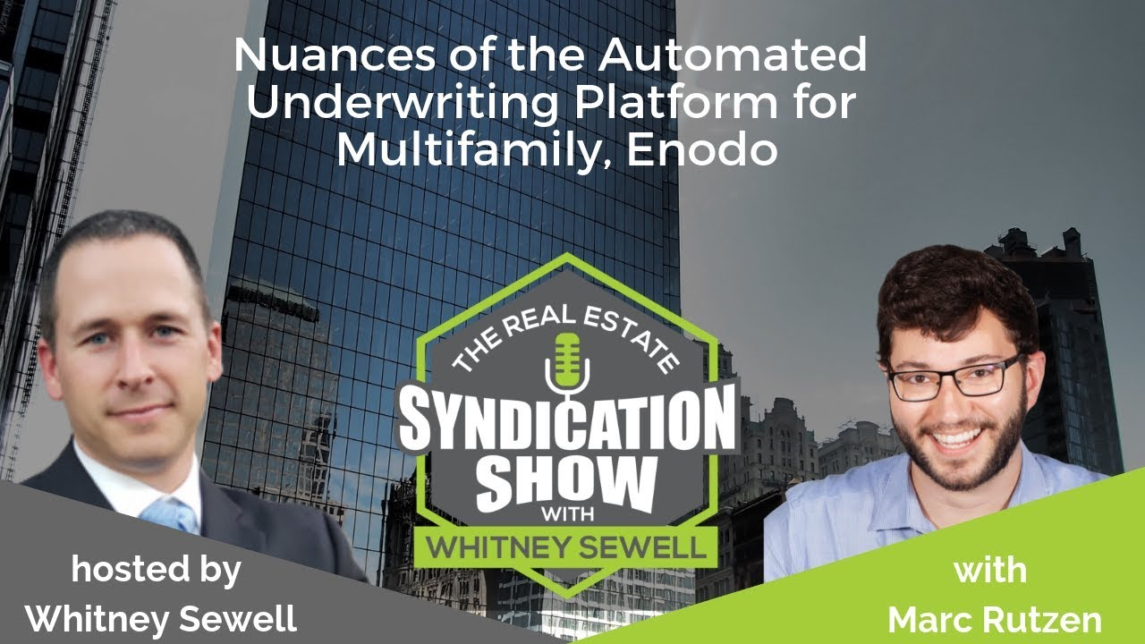 WS 57 - Nuances of the Automated Underwriting Platform for Multifamily,  Enodo