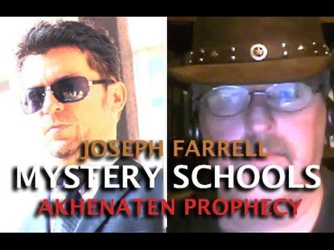 DARK JOURNALIST: AKHENATEN PROPHECY - MYSTERY SCHOOLS & GIZA DEATH STAR - DR. JOSEPH FARRELL