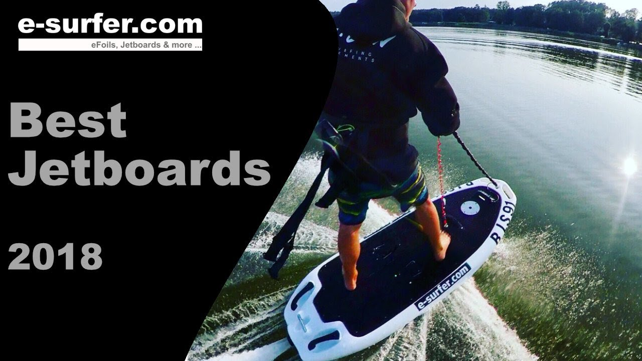 Best New Electric Surfboards 2018 Youtube