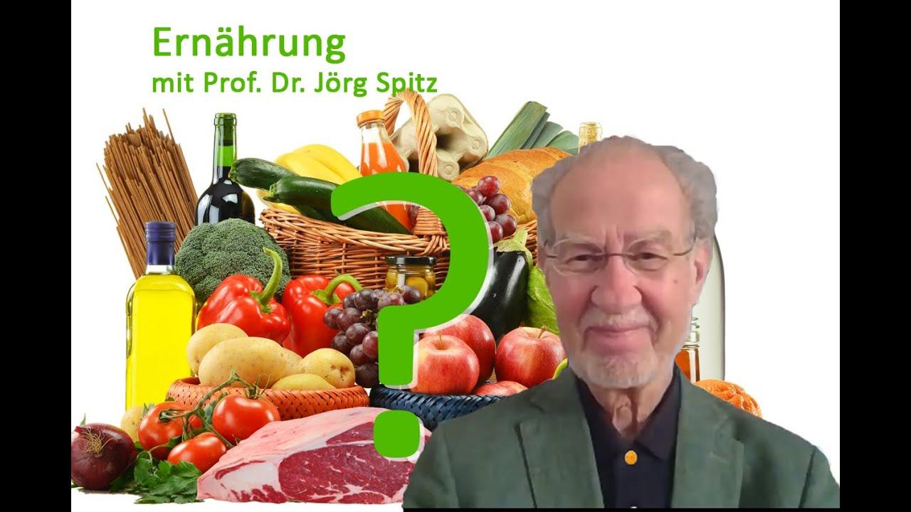 Download Ernährung und Gesundheit. Prof. Dr. Jörg Spitz bei den Wissenschaftsgesprächen