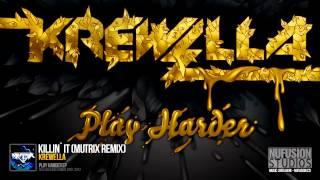 Krewella - Killin' It (Mutrix Remix) - High Quality