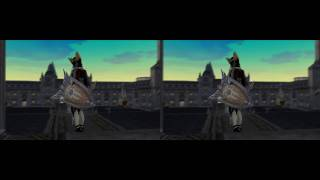LINEAGE 2 3D!  (Stereoscopic 3D TEST)