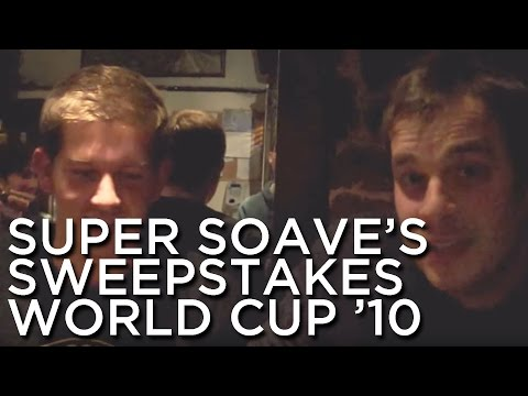 2010-05-26 'Super Soave's Sweepstakes: World Cup 2010'
