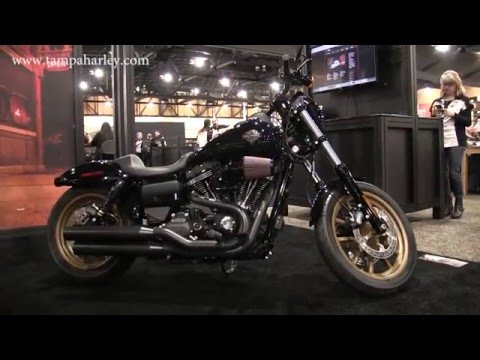 New 2016 Harley Davidson Low Rider S Motorcycle