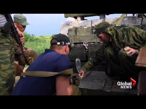 Ukraine asking Canada and Western allies for military weaponry