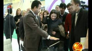 Azerfon and Nokia Siemens Networks present the state-of-art technology at BakuTel-2011