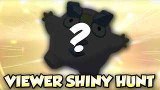 ✨ DARUMAKA SHINY HUNT ✨ vs VIEWERS In Pokemon Sword and Shield [150 🥚 Challenge]