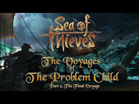 Sea of Thieves - The Final Voyage of the Problem Child - Galleon v Galleon Highlight