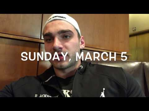 OHIO SUNDAY | ARNOLD EXPO | TRAVELING HOME - VLOG March 5, 2017