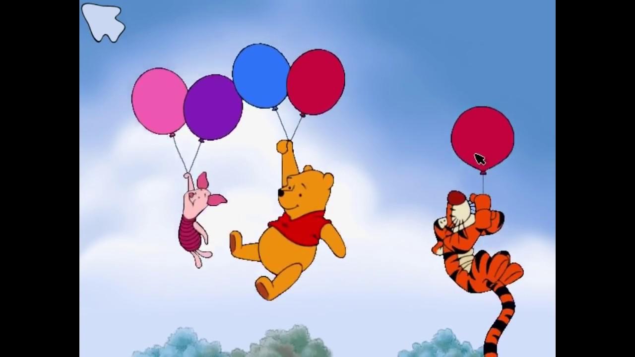 59579a1ecb39 Winnie the Pooh Toddler (CD ROM Longplay  32) - YouTube