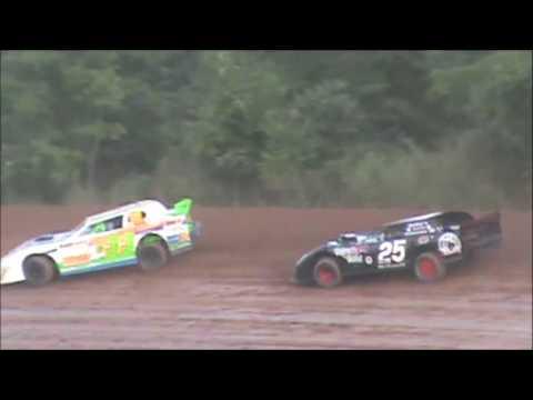 Brett McDonald Heat Race Lernerville Speedway 7/14/17