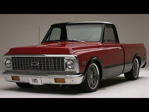 Classic Trucks Week to Wicked – LMC C-10 Full Episode