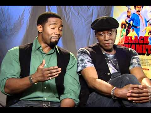 Black Dynamite - Exclusive: Michael Jai White and Arsenio Hall