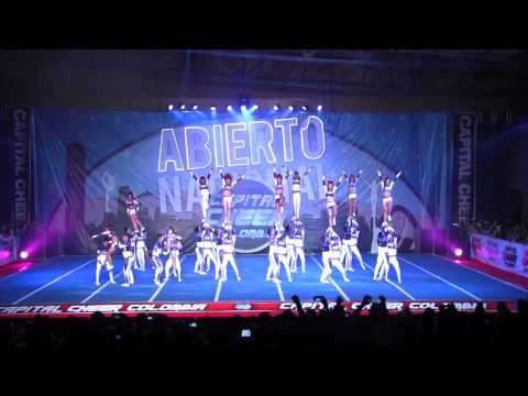 National Power Cheer - Nivel 5 Restricted