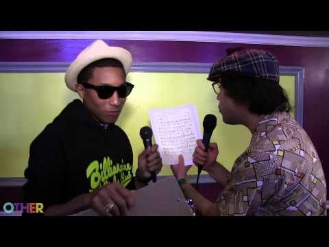 Here's a Ho Remix - Pharrell vs. Nardwaur