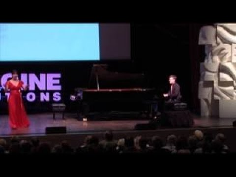 BILLIE JEAN - wild piano duet! (ANDERSON & ROE)