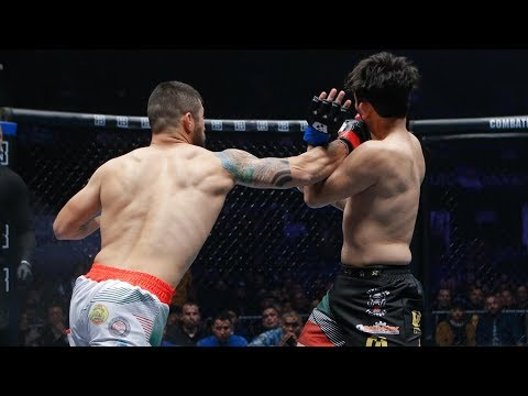 MMA | Combate Americas: Best Knockouts Of February